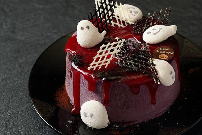 ブラッディホールケーキ