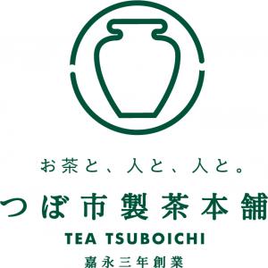 つぼ市製茶本舗ロゴ