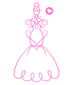 Pink Dress Campaignイラスト